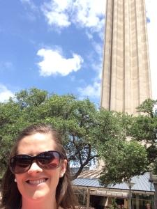 Tower of the Americas Selfie!