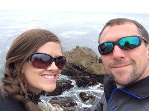 Lovers Point Selfie