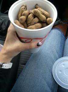 Boiled peanuts!!!