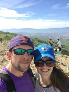 Mission Peak selfie!